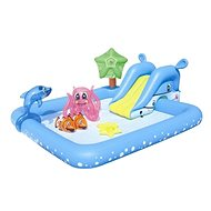 Bestway with Slide and Many Accessories - Inflatable Pool