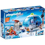 They inhabit the polar expedition - Building Kit