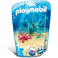Octopus with Baby - Building Kit