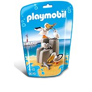 Playmobil 9070 Family of pelicans