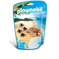 Playmobil 9071 Sea turtle with babies - Building Kit