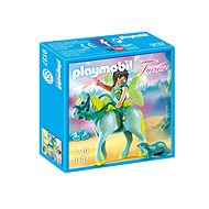 Playmobil 9137 Enchanted Fairy and Horse Aquarius - Building Kit