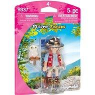 Playmobil 9337 Collectable Park Ranger - Building Kit