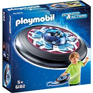 Playmobil 6182 Celestial Flying Disk with Alien Figure - Building Kit