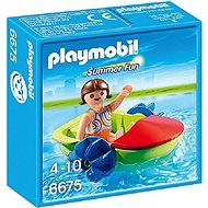 Playmobil 6675 Fun Boat - Building Kit