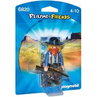 Playmobil 6820 Playmo Friends Masked Bandit Figure - Building Kit