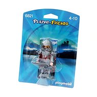 Playmobil 6821 Playmo Friends Iron Knight Figure - Building Kit