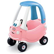 Little Tikes Princess Cozy Coupe - pink and blue - Balance Bike/Ride-on