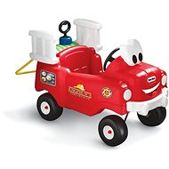 Little Tikes Fire Truck - Balance Bike/Ride-on