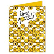 LEGO Iconic Express Yourself - Folders for documents
