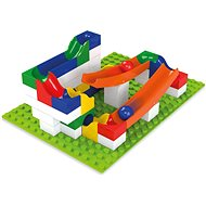 Hubelino Marble Run - See-Saw Expansion - Building Kit