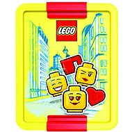 LEGO Iconic Girl red and yellow - Snack box