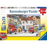 Ravensburger 88515 For firefighters - Puzzle