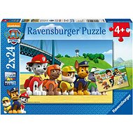 Ravensburger 90648 Paw Patrol: Brave Dogs - Puzzle