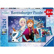 Ravensburger 90747 Disney Ice Kingdom - Puzzle