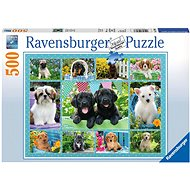Ravensburger 147083 Cute Puppies