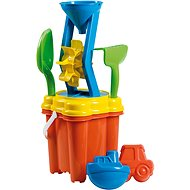 Sand Set with Mill - Sand Tool Kit