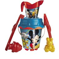 Mickey and Minnie Bucket with a Jug