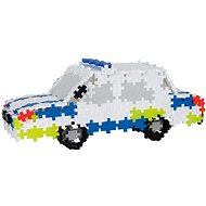 Plus-Plus Pastel Police - Building Kit