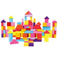 Bino Blocks in Bucket 100 pcs - Picture Blocks