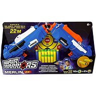BuzzBee Long Distance darts Merlin - Toy Gun