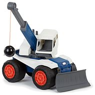Dirt Diggers Bulldozer with demolition balls - Toy Vehicle