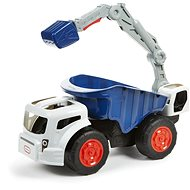Dirt Diggers Truck with crane - Toy Vehicle