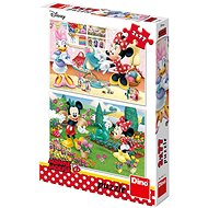 Working Minnie - Puzzle