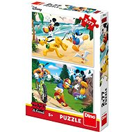 Mickey sports - Puzzle