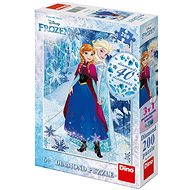 Frozen: sister love - diamond puzzle