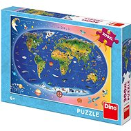 Children's Map - Puzzle