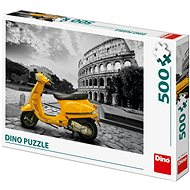 Scooter at the Colosseum - Puzzle