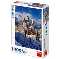 Winter Neuschwanstein - Puzzle