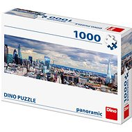View of London - panoramic - Puzzle