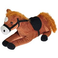 Horse 31 cm - light brown - Plush Toy