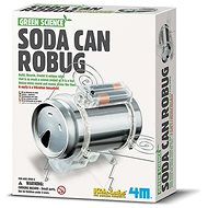 Soda Can Robug - Experiment Kit