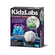 KidzLabs Crystal Science - Experiment Kit