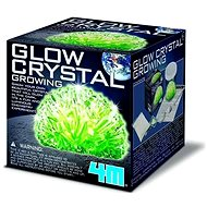 Glow Crystal Growing - Experiment Kit