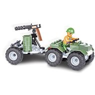 Cobi Small Army ATV w/Avenger - Building Kit