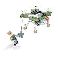COBI Small Army Stealth Combat Drone 2151