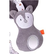 Hanging Toy Fox - Pushchair Toy