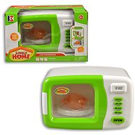 Children's Microwave Oven - Battery-operated - Toy