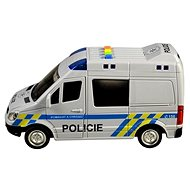Car police delivery - Toy Vehicle