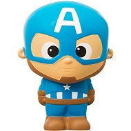 Marvel Squishy Palz  Captain America - Figurine