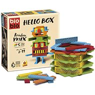Bioblo Hello Box - 100 pieces - Building Kit