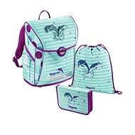 Baggymax Fabby Dolphins - School Set