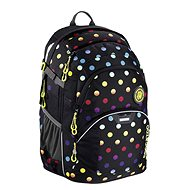 Coocazoo JobJobber2 Magic Polka Colorful - School Backpack