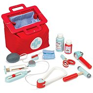 Le Toy Van Doctor's Bag with Accessories - Game set