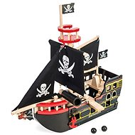 Le Toy Van Barbarossa Pirate Ship - Ship