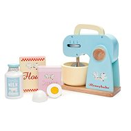 Le Toy Van Kitchen mixer with accessories - Children's toy dishes